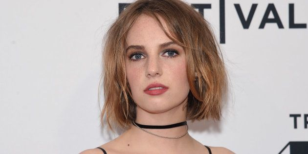 Maya Hawke, fille des acteurs Uma Thurman et Ethan Hawke sera a l'affiche du prochain film de Quentin