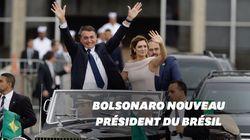 Jair Bolsonaro intronisé président du Brésil à