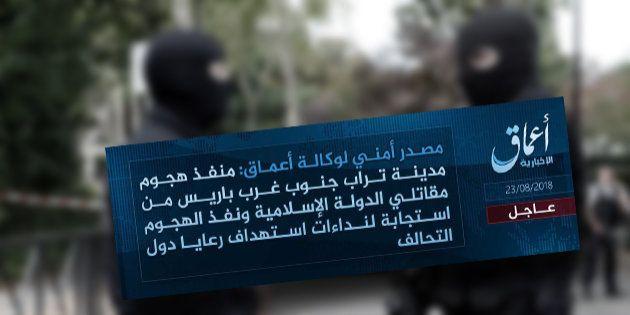 Trappes: après l'appel de son chef Abou Bakr al-Baghdadi, Daech s'est-il trop précipité pour revendiquer