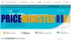 Le logo de PriceMinister ne ressemble plus du tout à