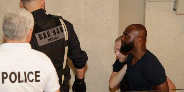 Kaaris au tribunal de Créteil le 3 août