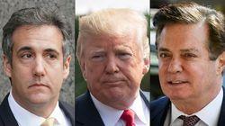 Comment les affaires Cohen et Manafort ébranlent Trump, même sans lien direct avec la