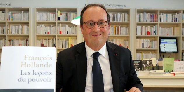 Malgré le succès de sa tournée des librairies, François Hollande ne fait toujours pas l'unanimité dans...