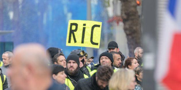 Le RIC séduit la grande majorité des Français (photo d'illustration prise à Nantes le 29