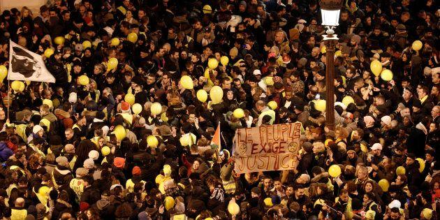 Les gilets jaunes s'organisent pour leurs actes 8 et