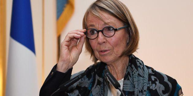 La ministre de la Culture Françoise Nyssen est visée par une plainte de l'association Sites &