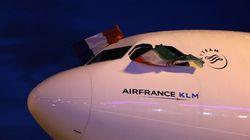 Air France ne desservira plus l'Iran à partir de