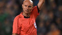 Tony Chapron, l'arbitre