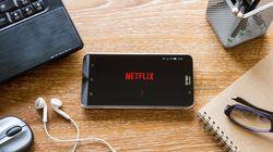 Il dit avoir regardé 188 épisodes de sa série préférée en une semaine et avoir été contacté par Netflix qui
