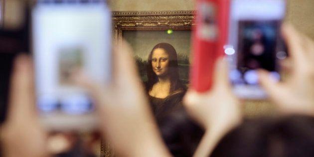 La fréquentation du Louvre explose, Frédéric Mitterrand se