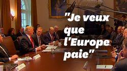 Trump se