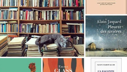 Pourquoi y a-t-il tant de premiers romans lors de cette rentrée