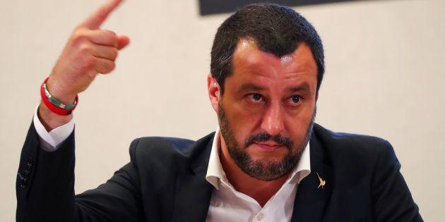 Matteo Salvini répond aux migrants du Diciotti qui font une grève de la