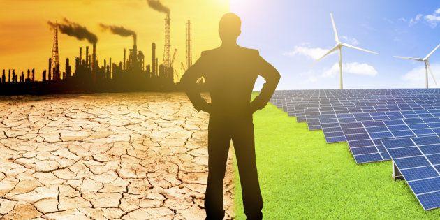 Pourquoi le gouvernement est en train d'accomplir une transition écologique