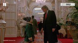Trump était égal à lui-même dans ses caméos à la télé et au
