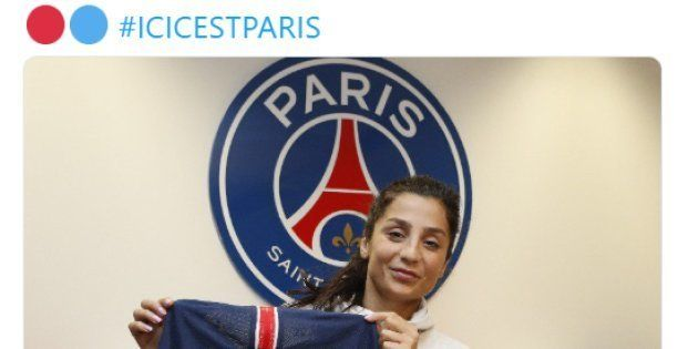 Le PSG recrute l'attaquante danoise Nadia