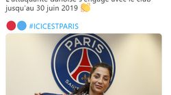 Le PSG recrute la Danoise Nadia Nadim, joueuse d'origine afghane qui a fui les