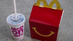 McDonald's lance un