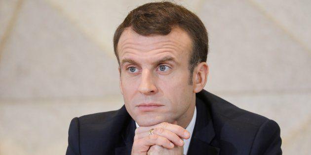 Avec Sylvain Fort, patron de la com' à l'Élysée, deux conseillères de Macron