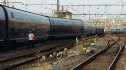 Un TGV déraille à son arrivée à la gare de Marseille, le trafic perturbé jusqu'à