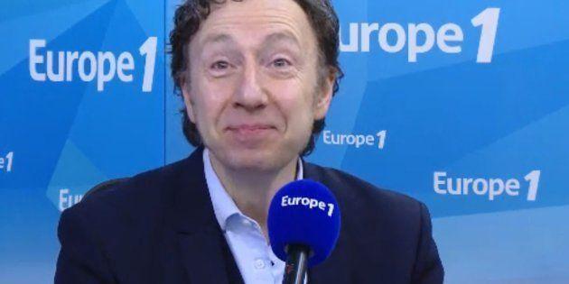 Stéphane Bern estime que son salaire de présentateur est équivalent à celui