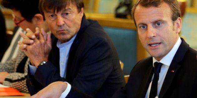 Face aux affaires Hulot et Darmanin, Macron met en garde