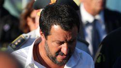Salvini visé par une enquête pour