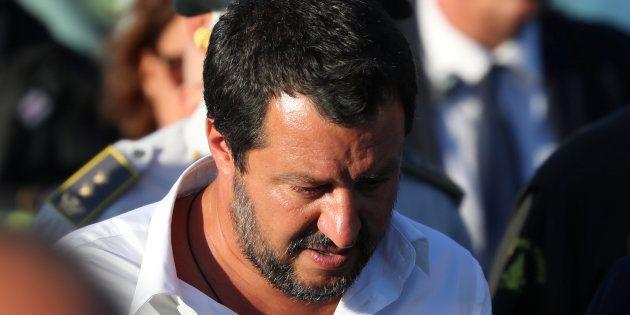 Matteo Salvini visé par une enquête