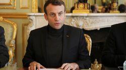 Sur la mise à l'abri des SDF, Macron reconnait son