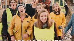 Cette chanson de Michel Fugain détournée par des gilets jaunes