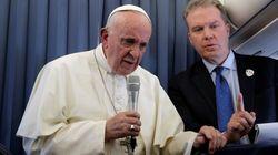 Le pape préconise la psychiatrie pour l'homosexualité constatée à