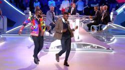 Samuel Umtiti a refait sa célébration déhanchée du
