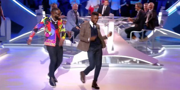 Canal Football Club: Samuel Umtiti a refait sa célébration déhanchée du