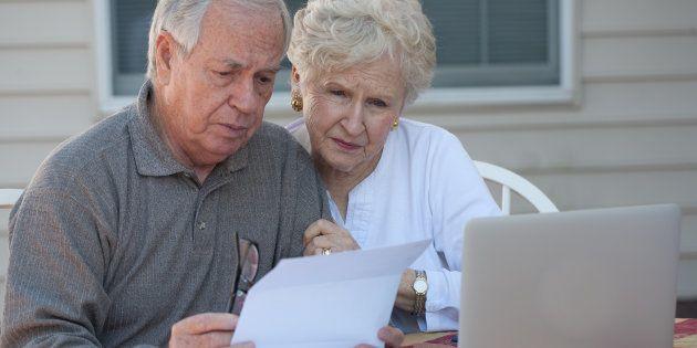 Retraite: On a calculé le manque à gagner que représente la désindexation des pensions décidée par le
