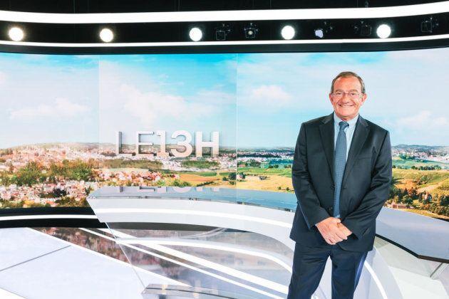 JT de TF1: Jean-Pierre Pernaut a inauguré le nouveau