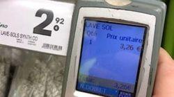 Des gilets jaunes découvrent des erreurs de prix dans un magasin, la direction