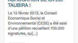 L'abrogation du mariage pour tous, revendication N°1 de la consultation en ligne sur la crise des gilets