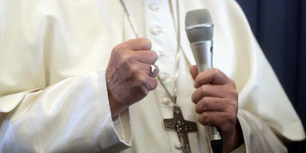 Le Vatican corrige la déclaration du pape François sur la