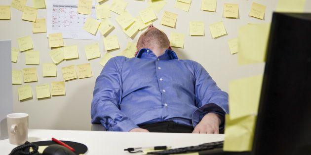 Si vous êtes adepte de procrastination, c'est peut-être à cause d'une zone de votre