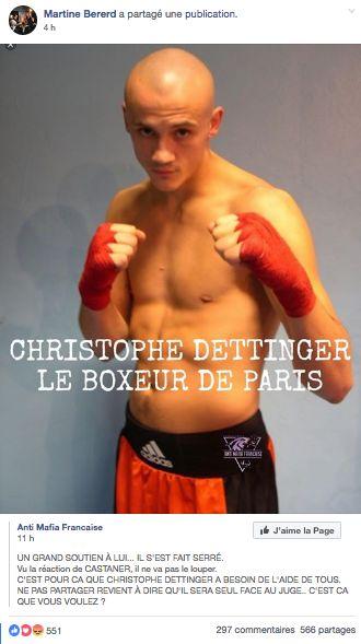 Christophe Dettinger, nouvelle coqueluche des gilets