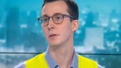 François Boulo, la nouvelle figure montante chez les gilets