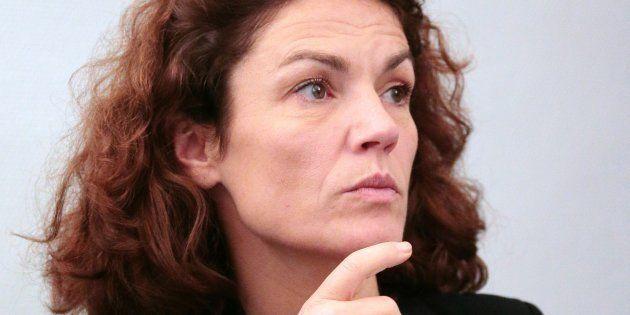 Chantal Jouanno, ici en 2015 à Paris, dévoile les contours