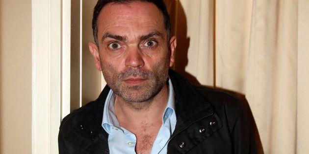 Yann Moix, ici en 2013 à Paris, a confié dans Marie-Claire être