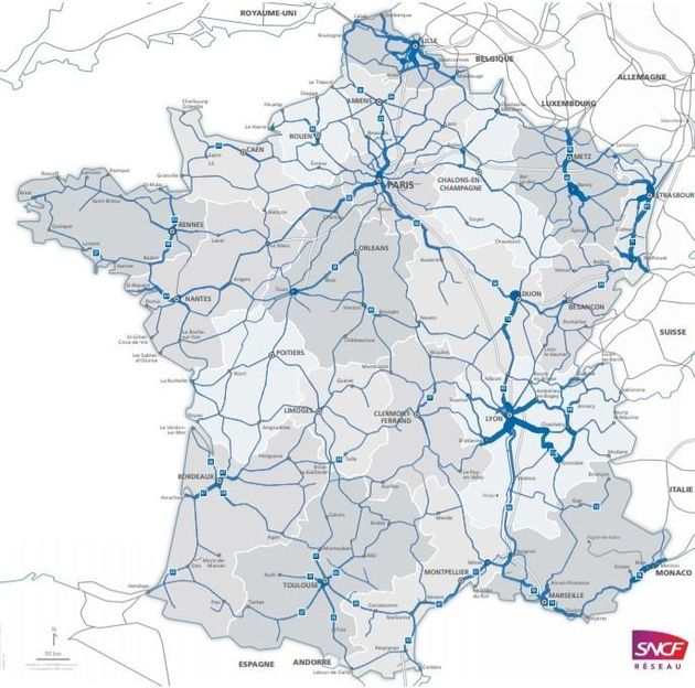 Carte Alsace Sncf.Ces Lignes Sncf Peu Frequentees Dont Le Rapport Spinetta