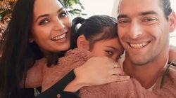 Valérie Bègue et Camille Lacourt dévoilent une photo adorable avec leur
