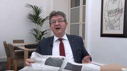 Après Le Pen, Mélenchon menace