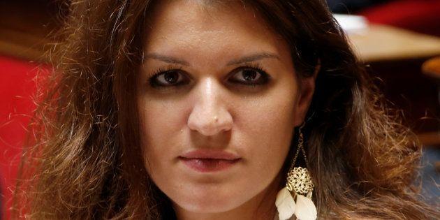 Marlène Schiappa à l'Assemblée nationale le 12 juillet