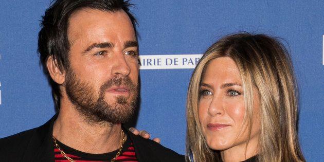 Jennifer Aniston et Justin Theroux se séparent après deux ans de