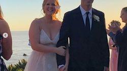 Amy Schumer s'est mariée avec le chef Chris