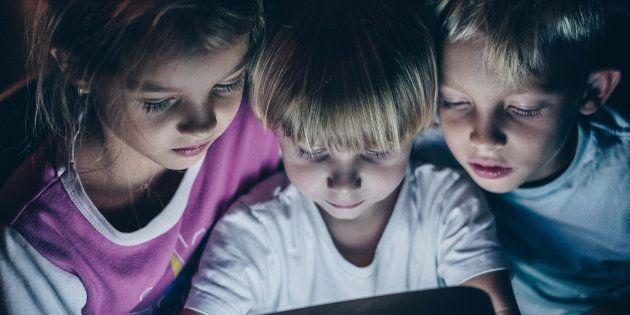 J'ai dit oui à mes enfants pour qu'ils accèdent aux écrans, mais à ces conditions uniquement.